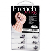 All That Jazz - French Ease False Nails - Black