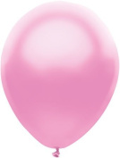 28cm Party Style Shimmering Pink Helium Balloons