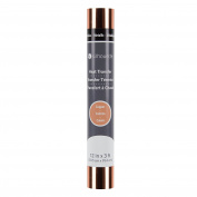 Silhouette Metallic Heat Transfer - Copper