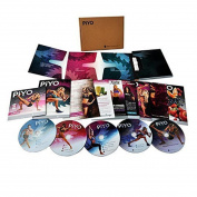PiYo Base Kit - 5 DVD Workout with Exercise Videos Fitness Tools and Nutrition Guide