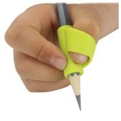 Pencil Grip Kit, Inkach 3PCS Children Pencil Holder Ergonomic Pen Writing Training Aid Grip Posture Correction Tool Gadget for Adult/Kids