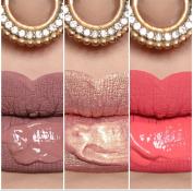 Heidi D. Cosmetics matte liquid lipstick set