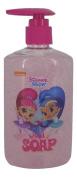 Character Hand Soap - Makes Washing Hands Fun, 240ml Pump