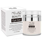 Eye Gel for Dark Circles, Puffiness, Wrinkles and Bags,Fine Lines. - The Most Effective Anti-Ageing Eye Gel for Under and Around Eyes - 50ml