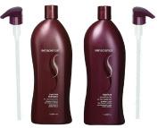 Senscience True Hue Shampoo & Conditioner Duo (1000ml Each) - With Pumps
