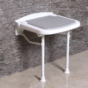 Cqq Bath chair Shower stool Bathroom stool Folding stool Folding chair Change shoe stool