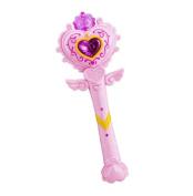 Cute Magic Cents/Flash Fairy Sticks Girls Electronic Toy-Heart