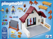 Playmobil 6865 City Life School House - Moveable Clock Hands