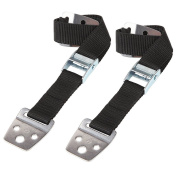 X-super Anti-Tip TV / Furniture Straps Heavy Duty Strap and All Metal Parts,TV and Furniture Anti-Tip Straps