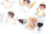 Cupid Angel Collection Clear Rubber Stamp For DIY Scrapbooking