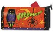 Night Owl Magnetic Mailbox Cover