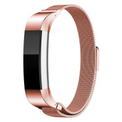 Pumsun Magnetic Loop Band For Fitbit Alta Smart Watch, Stainless Steel