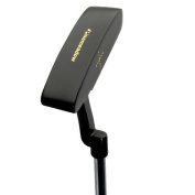 Pinemeadow Golf Regular Black Zinc Style Putter