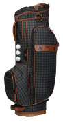 OGIO International Majestic Cart Bag, Brown Leather