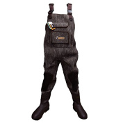 Rocky RS0236SI Men's Waterfowler Waterproof Insulated Waders MO Bottom 11ME CAMO
