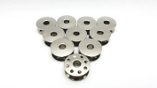 10 - #40264NS INDUSTRIAL SEWING MACHINE BOBBINS FITS JUKI SINGER CONSEW BROTHER