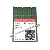 General 135x17 Walking Foot Industrial Sewing Needles Size 20 10 Pack Groz-Beckert