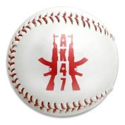 Ak47 Proud Size 9 Safety Soft Baseballs Bullet Ball Training Ball White