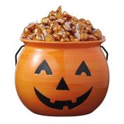 DII Ceramic Jack O Lantern Candy Bowl