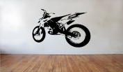 Dirt Bike Wall Decals Motorcycle Stickers Design Ideas For Your Home or Office Wall Removable Vinyl Murals DB0136