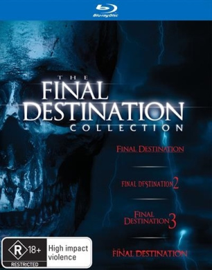 Final Destination: Complete Collection (Final Destination/Final Destination 2/Final Destination 3/Final Destination 4/The Final