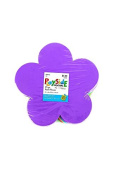 Playside Creations VBS and Camp Crafts, Foam Flower Stack, 15cm , Assorted, 35 Package