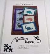 Spot & Friends Quilt Pattern by Spot & Friends Quilt Pattern by Quilters Haven