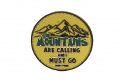 5ive Star Gear Mountains Are Calling PVC Patch