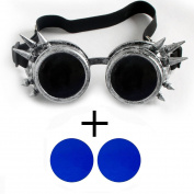 FIRSTLIKE retro steam punk corner Victoria gorgeous clothing accessories colour lens