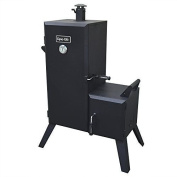 Dyna-Glo DGO1176BDC-D CHARCOAL SMOKER, Heavy Duty Offeset BBQ SMOKER (item_by#new-sealed _efns176111967331474