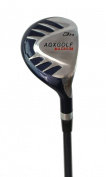 AGXGOLF Ladies Magnum #3 Hybrid Utility Iron w/Graphite Shaft Right Hand; Petite, Regular or Tall Length ! Built in the USA!