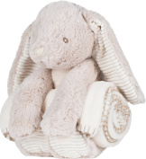 Mumbles Rabbit With Paw Fastening Around Blanket Suitable For All Ages