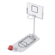 Amlaiworld Decompression Artefact Miniature Folding Mini Table Basketball Machine