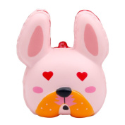 Nd Softer Dog Head Sandwich Bread Squishy Squeeze Slow Rising Toy High Quality