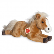 Lying Horse Plush Soft Toy by Teddy Hermann 90260 39 cm