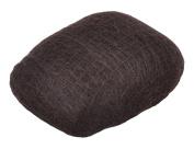 Solida 191339 Hair Padding Roll Rayon, Dark, Pack of 2