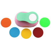 CADY Crafts Punch 2-Inch Paper Punches Craft Punches