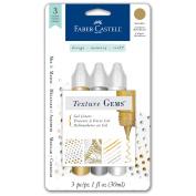 Faber Castell Texture Gems, Metallics