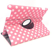 SANOXY® 360 Degrees Rotating Stand PU Leather Case for iPad 2/3/4, iPad 2nd generation