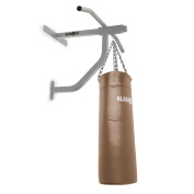 Klarfit Boxing Workout Pull-Up Bar with Punch Bag