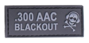 G-CODE .300 AAC BLACKOUT calibre PATCH