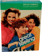 Realistic Great Feeling Heat Activated Acid Ph Perm Special formula for Limp , Lifeless Hair