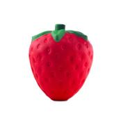 1 Pcs Jumbo 12cm Kawaii Squishy Strawberry Slow Rising Squishy Charms Stress Relief Toy