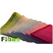 Fibao Pad Make-Up Removal, Bamboo, Set of 7