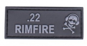 G-CODE .22 RIMFIRE calibre PATCH