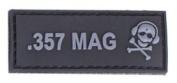 G-CODE .357 MAG calibre PATCH