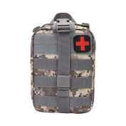 Messagee Tactical Military Shoulder Bag Medical Bag Medical Pouch For Hunting and Camping