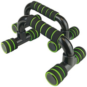 Urban Fitness Equipment Angled Push Up Bars With Foam Grips rrp£15