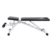 Festnight Fitness Workout Bench Adjustable Training Gym Flat