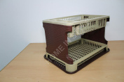 High Quality 2 Tier Layer Dish Drainer Rack